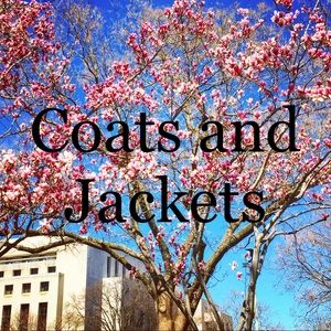 Coats and jackets.
